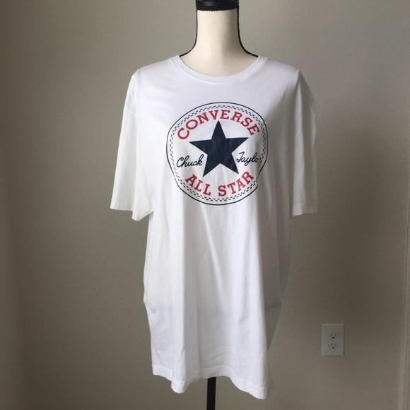 3b9147e55cb2 Converse Tops - Converse All Star T Shirt Size XL